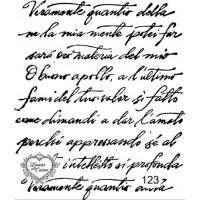 CARIMBO VERAMENTE REF 123