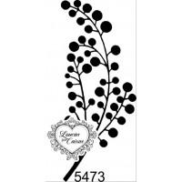 Carimbo Galho  3 x 6.5 Ref. 5473