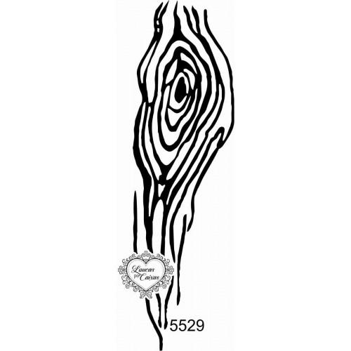 Carimbo Nó da Madeira Ref. 5529