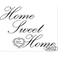 Carimbo Home Sweet Home Ref. 5602 - 6 x ..