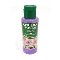 Tinta acrílica fosca 60ml Nature Colors - Violeta