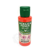 Tinta acrílica fosca 60ml Nature Colors ..