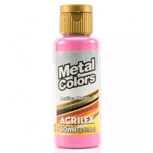 Tinta Metal Colors - Rosa