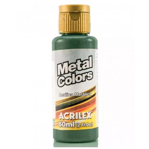 Tinta Metal Colors - Verde Oliva