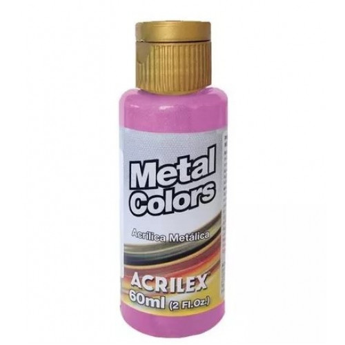 Tinta Metal Colors - Magenta