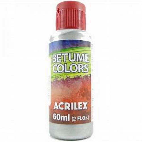 BETUME COLOURS 60ML - Aluminio