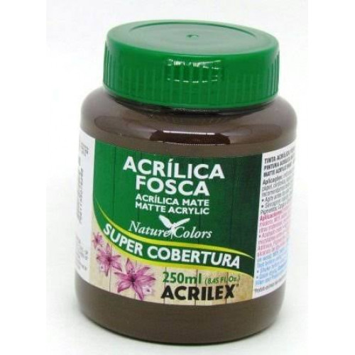 Tinta acrílica fosca 250ml Nature Colors - Mineral