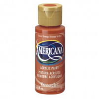 Tinta Decoart Americana Burnt Orange..
