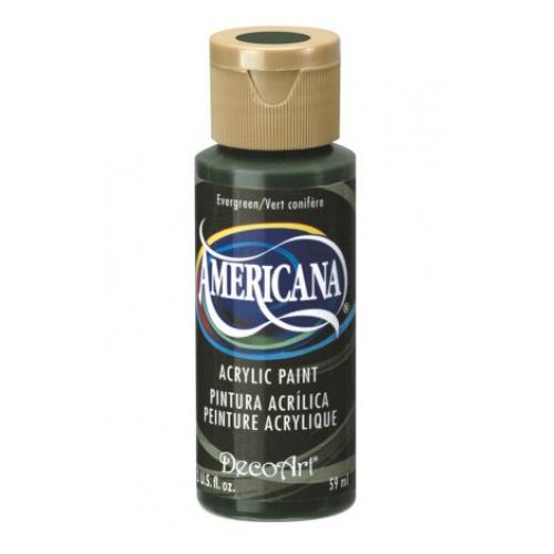Tinta Decoart Americana Evergreen