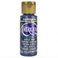 Tinta Decoart Americana Deep Midnight Blue