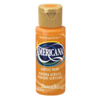 Tinta Decoart Americana Bright Orange