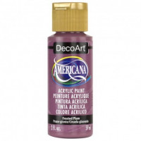 Tinta Decoart Americana Frosted Plum..