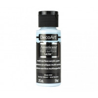 Tinta Decoart Americana Multi-Surface Bl..