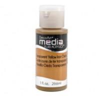 Tinta Decoart Media Fluid Transparent Ye..