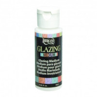 Auxiliar de Transparencia - Glazing Medium Decoart - 59 ml