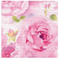 Guardanapo Rosa Delicada Pink - 2 unid..