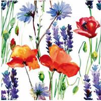 Guardanapo Wild Summer Flowers - 2 unid