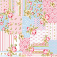 Papel 180g patchwork 3 dupla face 30,5 x 30,5