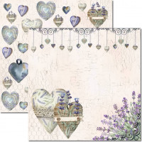 Papel Provence 6 - 180g Dupla Face 30.5x..