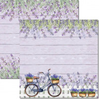 Papel Provence 7 - 180g Dupla Face 30.5x..