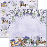 Papel Provence 8 - 180g Dupla Face 30.5x..