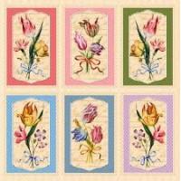 papel tulipas 2  - 180g dupla face 30.5x..