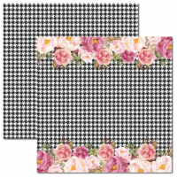 Papel Chanel 5 - 180g Dupla Face 30.5x30.5