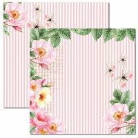 Papel Rose e Mint 3 - 180g Dupla Face 30..