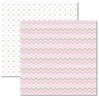 Papel Básico 6 - 180g Dupla Face 30.5x30.5