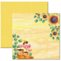 Papel Honey Bee 1 - 180g Dupla Face 30.5..