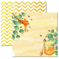Papel Honey Bee 4 - 180g Dupla Face 30.5..