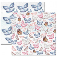 Papel Butterfly 1 - 180g Dupla Face 30.5..