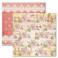 Papel Costura 5 - 180g Dupla Face 30.5x3..