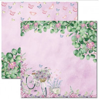 Papel Butterfly 7 - 180g Dupla Face 30.5..