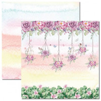 Papel Butterfly 8 - 180g Dupla Face 30.5..