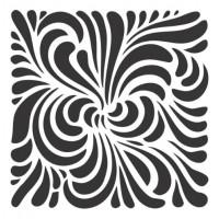 Stencil Fundo - 15x15