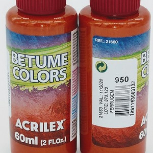 BETUME COLOURS 60ML - Ferrugem