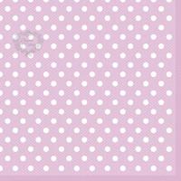 Guardanapo Pink Dots  - 2 unid..