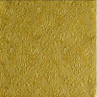 Guardanapo Elegance Gold - 2 unid..