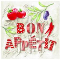 Guardanapo Bon Appetit - 2 unid