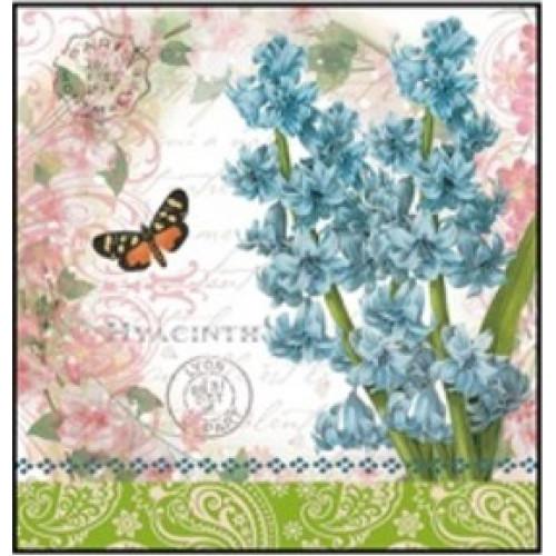 Guardanapo Hyacinth - 2 unid