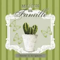 Guardanapo Cactus Charme - 2 unid..