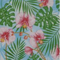 Guardanapo Tropical Plants - 2 unid..