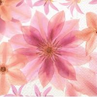 Guardanapo Pressed Flowers - 2 unid..