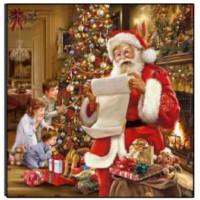Guardanapo Christmas Eve - 2 unid..