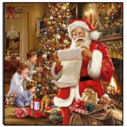 Guardanapo Christmas Eve - 2 unid