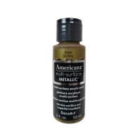 Tinta Multi-Surface Metallic Americana G..