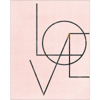 DECOR HOME - Minimalista Love