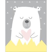 DECOR HOME - Minimalista Infantil Urso