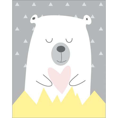 DECOR HOME - Minimalista Infantil Urso